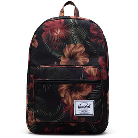 Herschel Pop Quiz Backpack tropical hibiscus